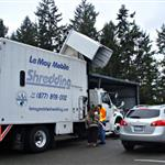 shred event pic